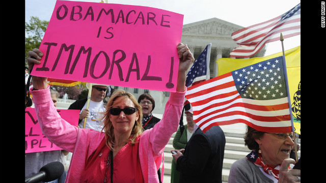 Obamacare combatants fight for attention