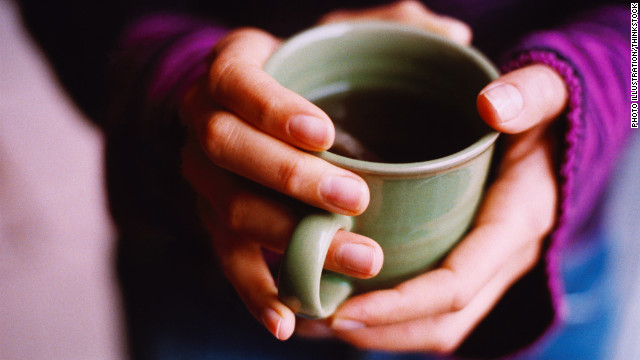 Two cups of coffee may help protect your heart