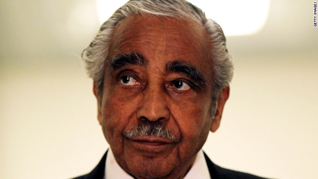 "Rangel boards the Capitol subway after apologizing to the House for any embarrassment caused by the 13 ethics charges brought against him. He told the House he would not resign and if members thought he was guilty then ""fire your best shot at getting rid of me through expulsion."""