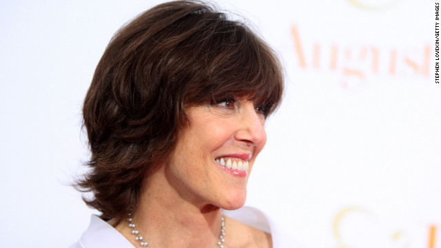 In 2009, Ephron attends the &quot;Julie &amp;amp; Julia&quot; premiere in New York. She directed the movie, which earned Meryl Streep an Oscar nomination.