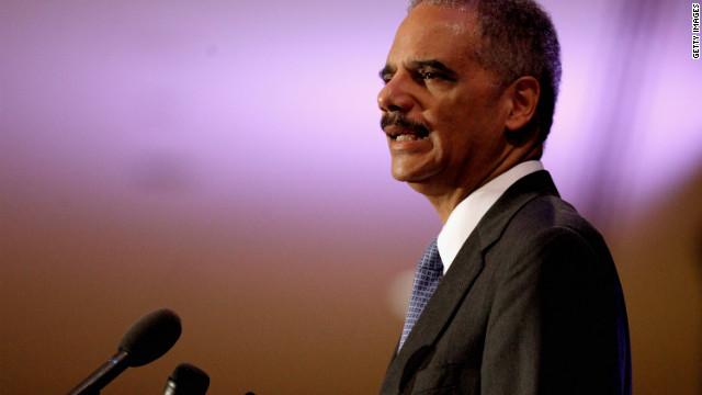 What to know about Eric Holder