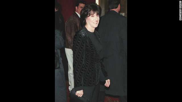 In 1998, Ephron arrives at the premiere of &quot;You've Got Mail&quot; in New York. In the movie, Tom Hanks and Meg Ryan play enemies who meet anonymously online and fall in love.