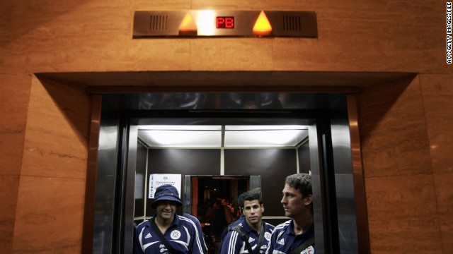 Rooms next to elevators or among a big group such as a sports team or wedding party are not ideal.