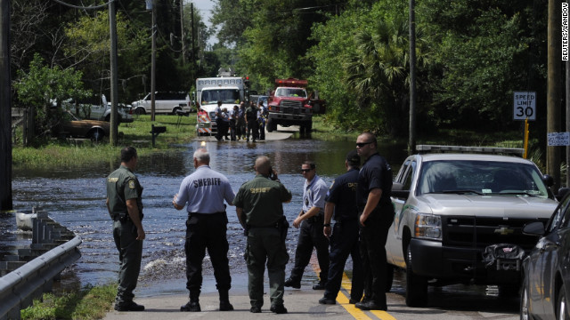 Photos: Debby deluges Florida