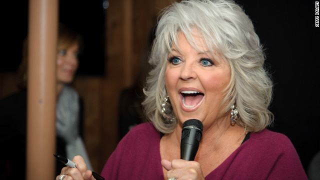 Bye bye, butter and oil - Paula Deen loses 30 pounds