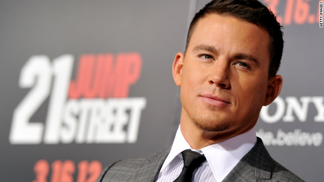 Will Channing Tatum be 2012&#039;s Sexiest Man Alive?