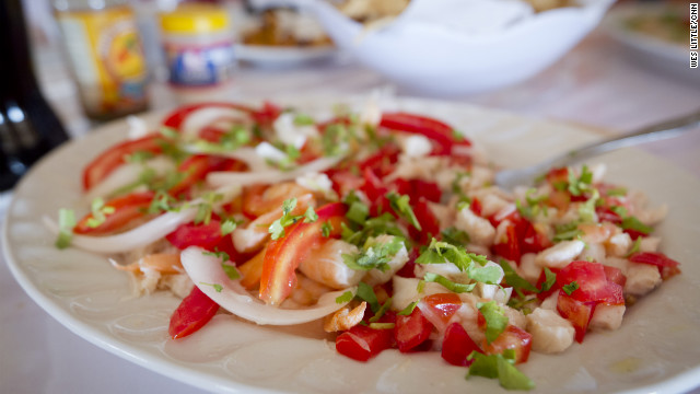 National ceviche day