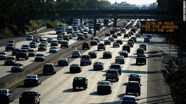 Congress appears ready to pass a $109 billion transportation bill, insiders tell CNN.