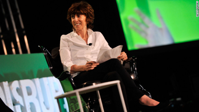 Nora Ephron created strong female characters for films like