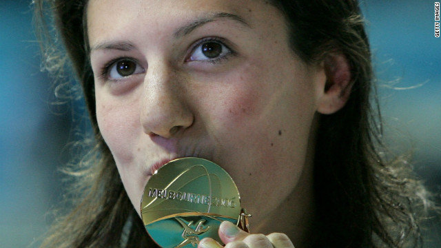 Rice first came to prominence as an 17-year-old when she won two gold medals at the 2006 Commonwealth Games in Melbourne.