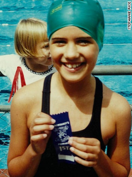 Born in Brisbane, she has been a successful swimmer from a young age.