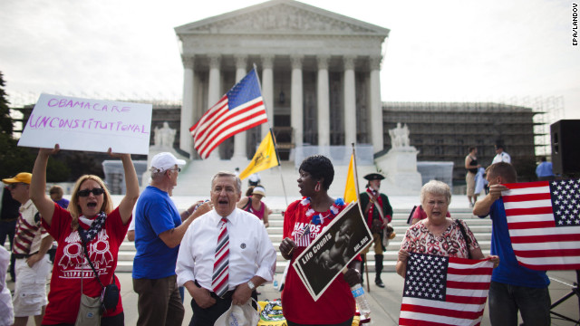 Supreme Court upholds Obamacare 5-4