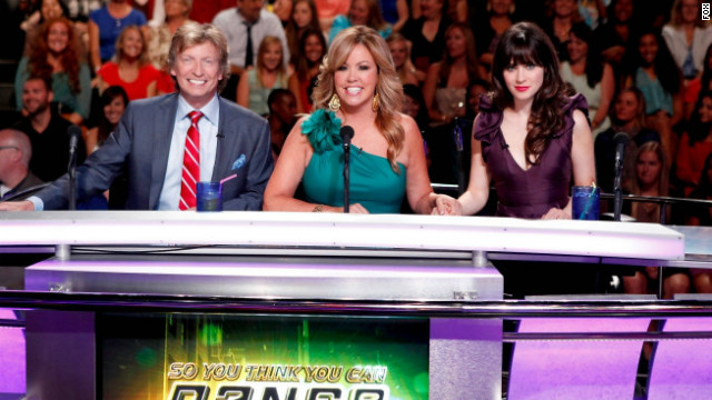 America (and Zooey) meet 'SYTYCD's' top 20
