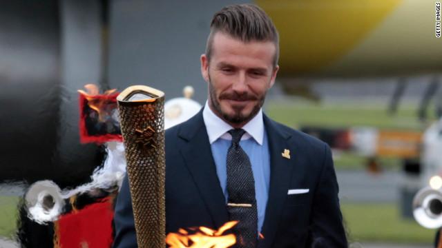 Termina el sueño olímpico de Beckham; queda fuera del equipo británico
