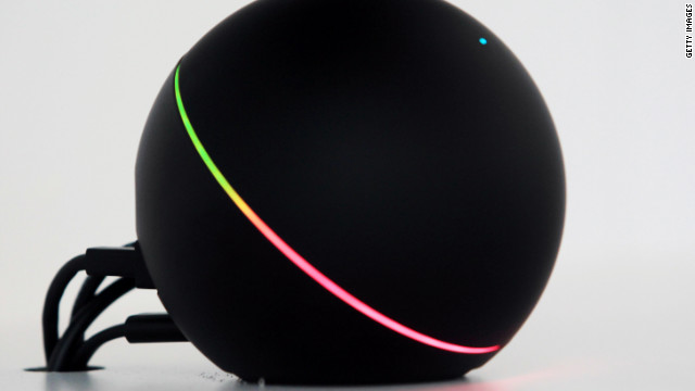 Google's media streaming device, the Nexus Q, looks totally fun. Sadly, it was sort of hard to figure out what it's supposed to do.