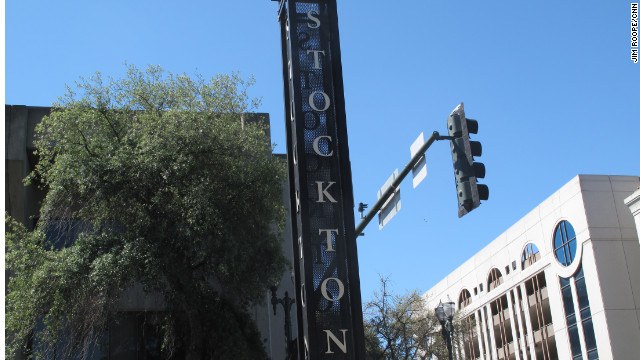 A visit to bankrupt Stockton