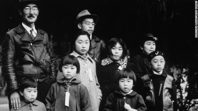 Fred Korematsu, a Japanese-American man, was arrested after authorities found out he claimed to be a Mexican-American to avoid being imprisoned in an interment camp during World War II. The court ruled that the rights of individuals were not as important as the need to protect the country during wartime. 