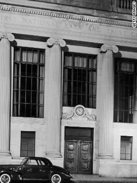 In response to the federal government's controversial decision to institute a national bank, Maryland tried to tax the bank out of business. A customer sued Maryland and the court ruled that the implied powers in the Constitution allowed the federal government to create a national bank and that national supremacy made Maryland's actions unconstitutional.