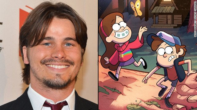Jason Ritter gets animated with 'Gravity Falls'
