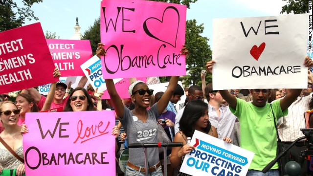 National Federation of Independent Business v. Sebelius (2012): The Supreme Court upheld most of the Affordable Care Act, the Obama administration's health care reform law, on June 28, 2012. The decision determined how hundreds of millions of Americans will receive health care.