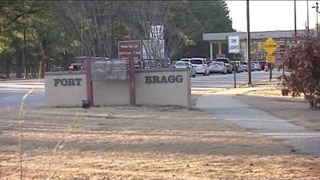 Soldier dead, two others injured in Fort Bragg shooting - CNN.com