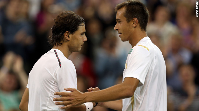 Former world No. 1 Rafael Nadal is by no means a grass-court specialist, but the two-time Wimbledon champion's defeat by 100th-ranked Lukas Rosol has been hailed as one of sport's greatest upsets.