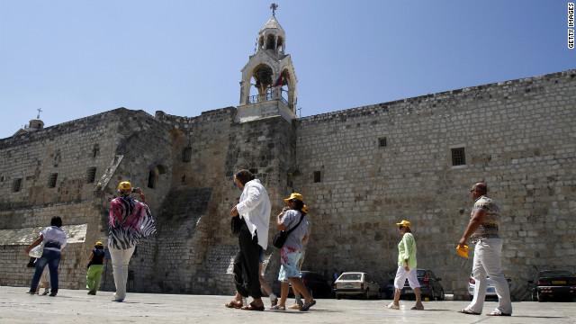 La Basílica de Natividad de Belén es un patrimonio en peligro