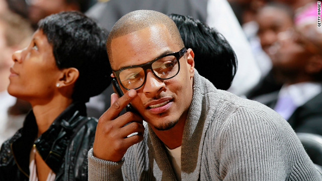 Behind-the-scenes with T.I. on Kelsey Grammer's 'Boss'