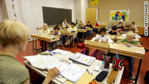 Teaching is highly respected in Finland, and requires several years of training and ongoing education.