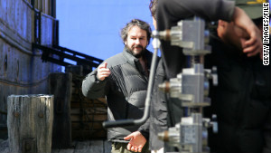 Oscar-winning director Peter Jackson made his \