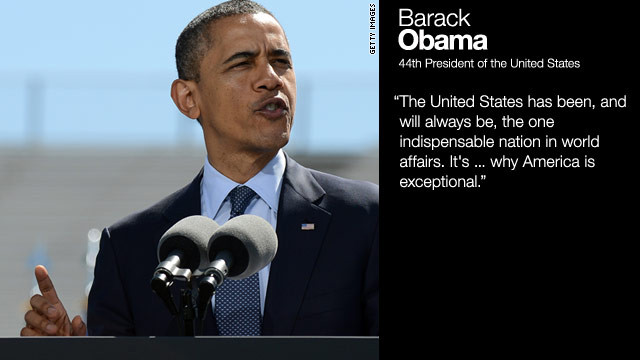 Obama's commencement address at the Air Force Academy in Colorado Springs, Colorado, May 23, 2012.<br/><br/>