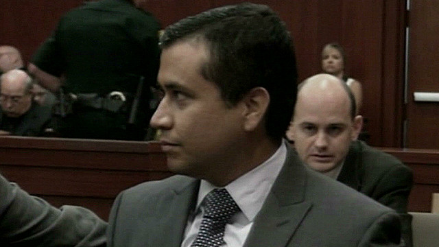 Zimmerman's new bail set at $1 million