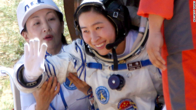 China y su primera mujer astronauta completan su misión espacial