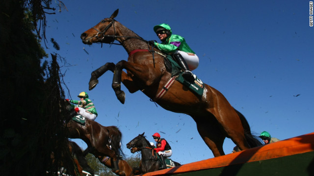By anyone's standards, 100-1 are very long odds. That was how unlikely a victory for Mon Mome was considered at the 2009 Grand National. But the horse, rode by Liam Treadwell, romped home to win the marquee British race by 12 lengths.