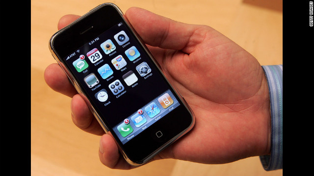 The first generation Apple iPhone, released on June 29, 2007, had people lining up for days before and after its release. It was an advancement in the world of smartphones, incorporating a touchscreen, apps, telephone, e-mail and a host of other features.