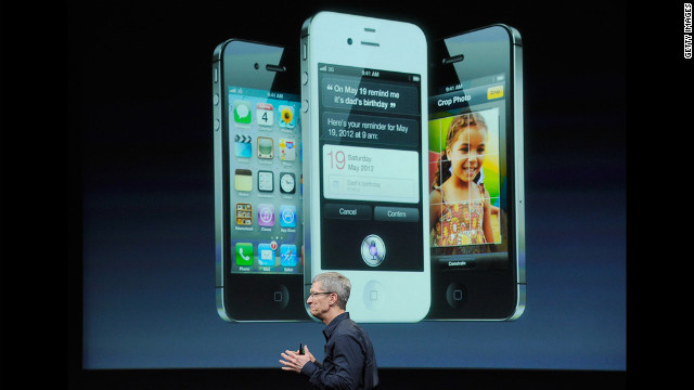 The iPhone 4S, released on October 14, 2011, expanded on the iPhone's innovations with the addition of groundbreaking retina diplay technology and SIRI.