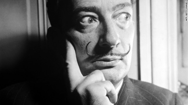 "Eight months after Salvador Dali's ""Cartel de Don Juan Tenorio"" was stolen in a New York gallery, <a href='http://www.cnn.com/2013/02/19/us/new-york-salvador-dali-painting/index.html'>a Greek national was indicted</a> on a grand larceny charge."