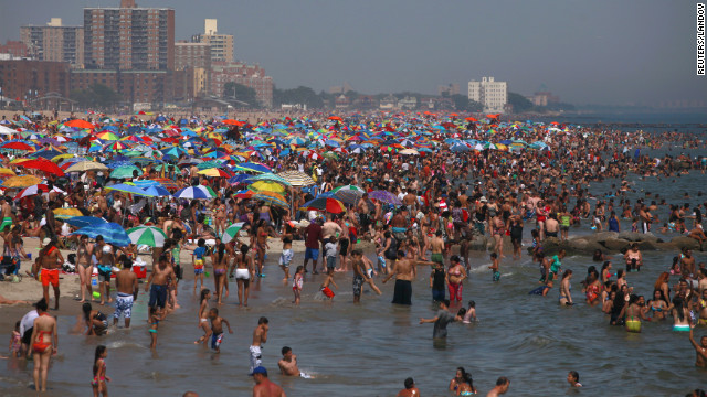 Overheard on CNN.com: 'It's not the heat, it's the stupidity'