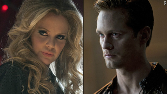 Pam and Eric reunite on 'True Blood'