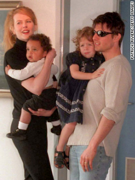 He married Nicole Kidman in 1990. The couple, who split in 2001, have two children together.