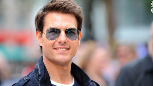 Tom Cruise tops list of highest paid actors