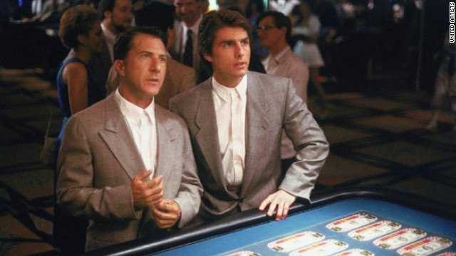 Cruise starred with Dustin Hoffman in 1988's &quot;Rain Man.&quot; The film won four Academy Awards, including best picture. 