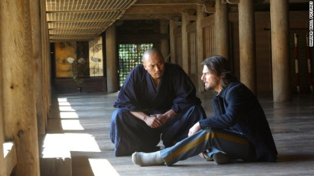 """The Last Samurai,"" which hit theaters in December 2003, was nominated for four Academy Awards."