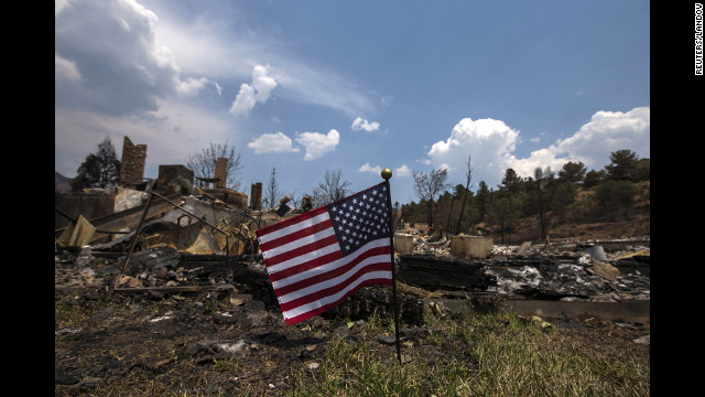 2 DIE FIGHTING WESTERN WILDFIRES - CNN.