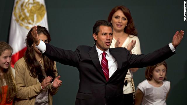 El virtual triunfo de Peña Nieto tiene que ser validado por el Tribunal Electoral