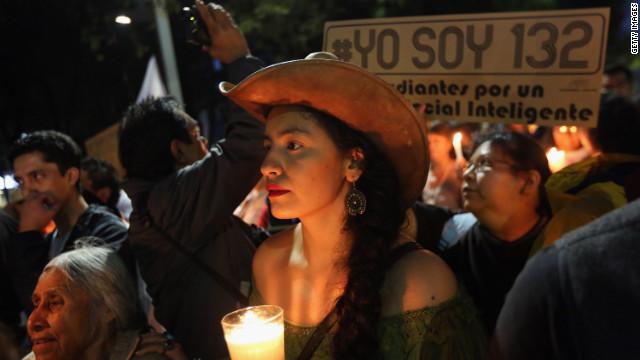 ¿Qué papel jugará #YoSoy132 después de las elecciones en México?