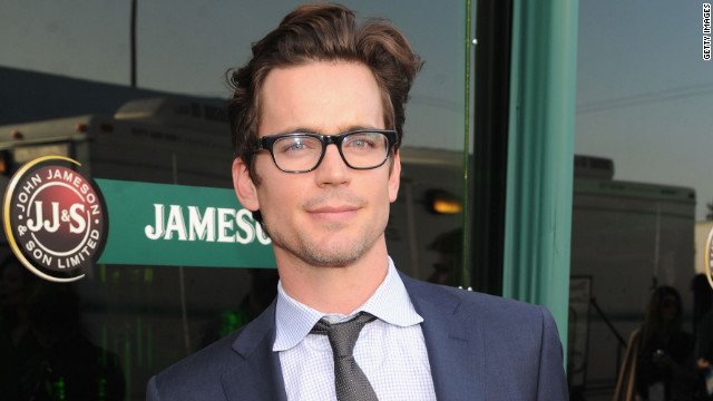 "While accepting a humanitarian award in February 2012, ""White Collar"" star Matt Bomer said he ""especially"" wanted to thank ""my beautiful family: Simon, Kit, Walker, Henry. Thank you for teaching me what unconditional love is."" (People magazine identifies ""Simon"" as his partner, publicist Simon Halls.) Bomer's reveal wasn't overt, but some have congratulated the actor for acknowledging his sexuality, which has been the subject of gossip in the industry."