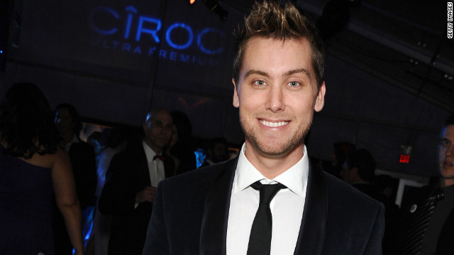 "`NSync singer Lance Bass appeared on the cover of People in August 2006 with the headline ""I'm Gay."" ""I knew that I was in this popular band and I had four other guys' careers in my hand, and I knew that if I ever acted on it or even said (that I was gay), it would overpower everything,"" Bass told the magazine in explaining why he didn't come out sooner."
