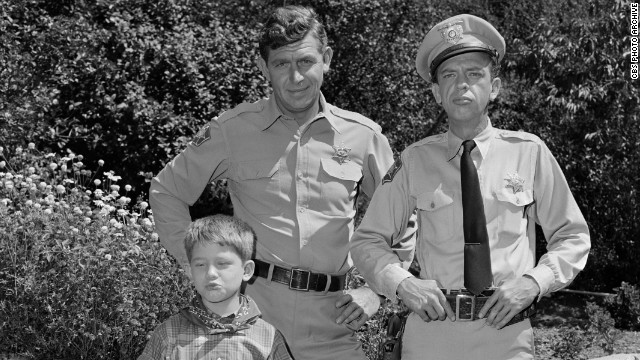 What we love about Andy Griffith