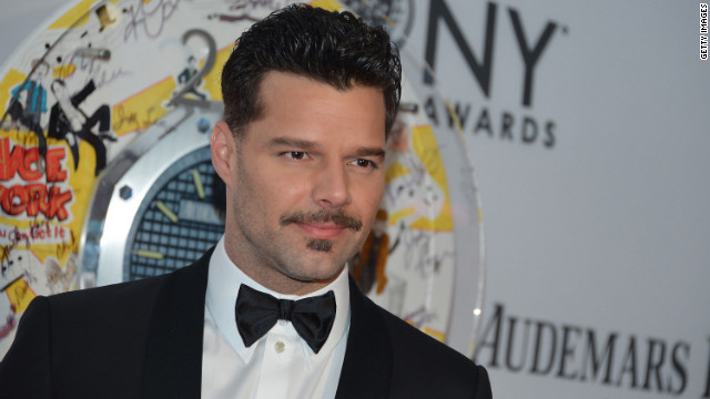 Pop singer Ricky Martin declared publicly in March 2010 what he avoided discussing for years. &quot;I am proud to say that I am a fortunate homosexual man,&quot; Martin wrote on his official website. &quot;I am very blessed to be who I am.&quot;